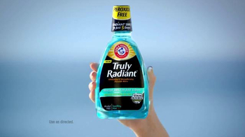 Arm and Hammer Truly Radiant Rinse TV Spot, 'Strength' Feat. Alison Sweeney - Thumbnail 4