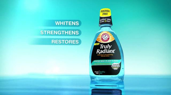 Arm and Hammer Truly Radiant Rinse TV Spot, 'Strength' Feat. Alison Sweeney - Thumbnail 8