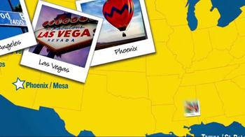 Allegiant Game Plane TV Spot, 'Book Together' - Thumbnail 6