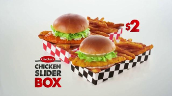 Checkers & Rally's Chicken Slider Box TV Spot, 'All About the Classics' - Thumbnail 6