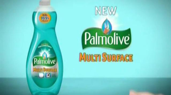 Palmolive Multi Surface TV Spot, 'Hand Models' - Thumbnail 10