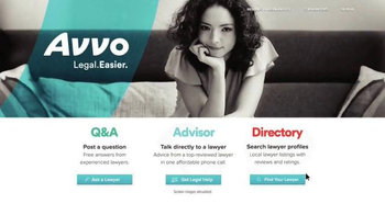 Avvo TV Spot, 'When you Need a Lawyer' - Thumbnail 7