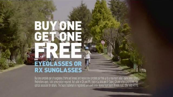 Sears Optical Buy One Get One Free TV Spot, 'For Doers' - Thumbnail 3
