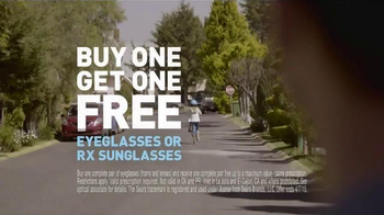 Sears Optical Buy One Get One Free TV Spot, 'For Doers' - Thumbnail 4