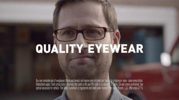 Sears Optical Buy One Get One Free TV Spot, 'For Doers' - Thumbnail 5