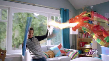 Crayola Color Alive TV Spot, 'Bring Drawings to Life' - Thumbnail 3