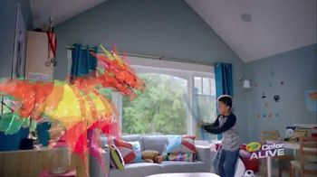 Crayola Color Alive TV Spot, 'Bring Drawings to Life'