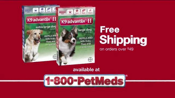 K9 Advantix II TV Spot, 'For the Love of Dog' - Thumbnail 6
