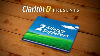 Claritin Claritin-D TV Spot, 'Powerful Relief' - Thumbnail 1