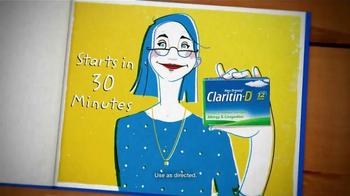 Claritin Claritin-D TV Spot, 'Powerful Relief' - Thumbnail 8