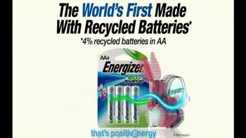 Energizer EcoAdvanced Recycled Batteries TV Spot, 'The Box' - Thumbnail 10