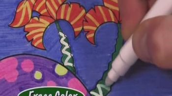 Magic Pens TV Spot, 'Change Color, Erase Color'