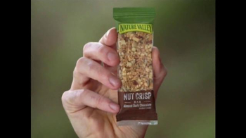 Nature Valley Nut Crisps TV Spot, 'Pack Inspection' Featuring Ben Bailey - Thumbnail 2