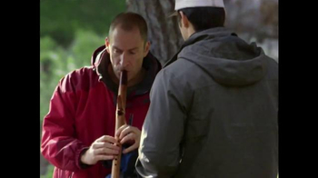 Nature Valley Nut Crisps TV Spot, 'Pack Inspection' Featuring Ben Bailey - Thumbnail 6