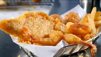 Long John Silver's Fish & Shrimp Basket TV Spot, 'Crave the Taste' - Thumbnail 1