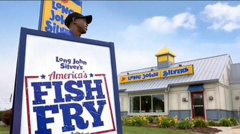 Long John Silver's Fish & Shrimp Basket TV Spot, 'Crave the Taste' - Thumbnail 8