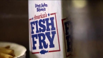 Long John Silver's Fish & Shrimp Basket TV Spot, 'Crave the Taste' - Thumbnail 3