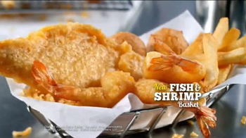 Long John Silver's Fish & Shrimp Basket TV Spot, 'Crave the Taste' - Thumbnail 5