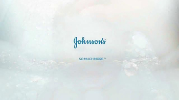 Johnson's Baby TV Spot, 'Bathing Your Baby: So Much More' - Thumbnail 9