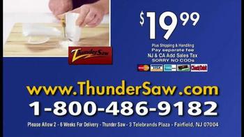 Thunder Saw TV Spot, 'The Thunder From Down Under' - Thumbnail 7