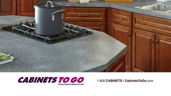Cabinets To Go TV Spot, 'American Cherry' - Thumbnail 1