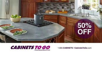 Cabinets To Go TV Spot, 'American Cherry' - Thumbnail 2