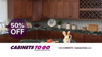Cabinets To Go TV Spot, 'American Cherry' - Thumbnail 4