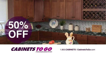 Cabinets To Go TV Spot, 'American Cherry' - Thumbnail 5