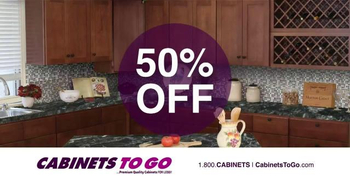 Cabinets To Go TV Spot, 'American Cherry' - Thumbnail 6