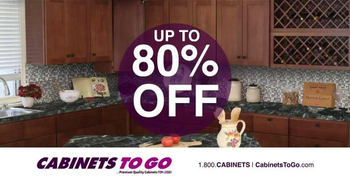 Cabinets To Go TV Spot, 'American Cherry' - Thumbnail 7