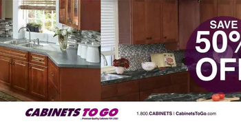 Cabinets To Go TV Spot, 'American Cherry' - Thumbnail 8