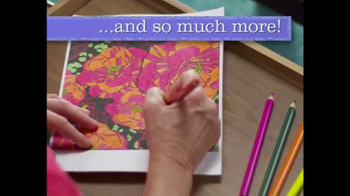 Colorama Books TV Spot, 'Beautiful and Relaxing' - Thumbnail 5