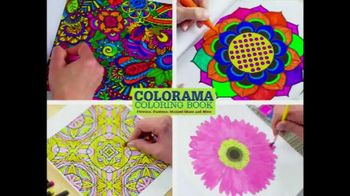 Colorama Books TV Spot, 'Beautiful and Relaxing'
