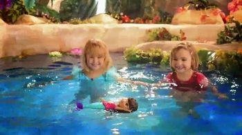 Dora and Friends Sparkle & Swim Mermaid Dora TV Spot, 'Watch Her Swim'