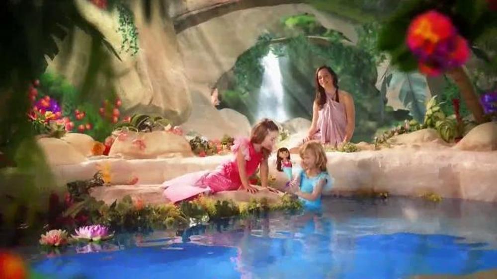 Dora and Friends Sparkle & Swim Mermaid Dora TV Commercial