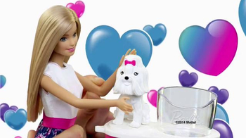 Barbie Color Me Cute TV Spot, 'Puppy Love' - Thumbnail 1
