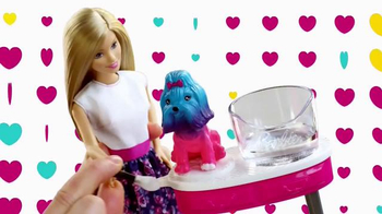 Barbie Color Me Cute TV Spot, 'Puppy Love' - Thumbnail 3