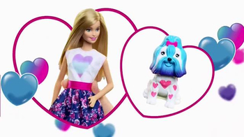 Barbie Color Me Cute TV Spot, 'Puppy Love' - Thumbnail 5