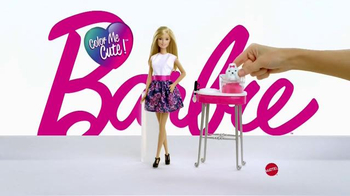 Barbie Color Me Cute TV Spot, 'Puppy Love' - Thumbnail 9