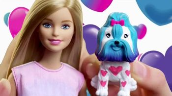 Barbie Color Me Cute TV Spot, 'Puppy Love' - 352 commercial airings