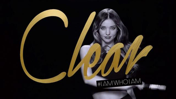 Clear Hair Care TV Spot, 'I Am Who I Am' Featuring Miranda Kerr - Thumbnail 9
