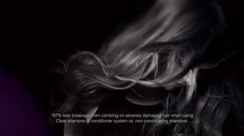 Clear Hair Care TV Spot, 'I Am Who I Am' Featuring Miranda Kerr - Thumbnail 8