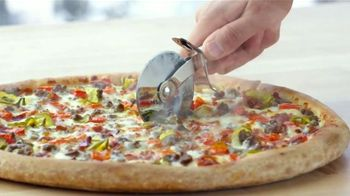 Papa John's Bacon Cheeseburger Pizza TV Spot, 'Gran Pizza' [Spanish] - 64 commercial airings