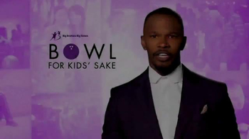 Big Brothers Big Sisters TV Spot, 'Bowl for Kids' Sake' Feat. Jamie Foxx - Thumbnail 1