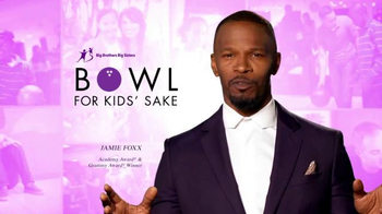 Big Brothers Big Sisters TV Spot, 'Bowl for Kids' Sake' Feat. Jamie Foxx - Thumbnail 2