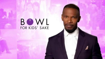 Big Brothers Big Sisters TV Spot, 'Bowl for Kids' Sake' Feat. Jamie Foxx - Thumbnail 7
