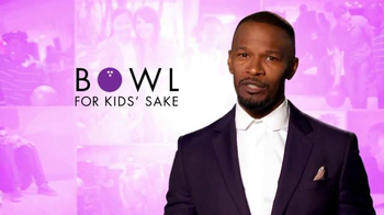 Big Brothers Big Sisters TV Spot, 'Bowl for Kids' Sake' Feat. Jamie Foxx - 82 commercial airings