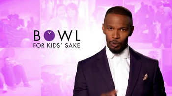 Big Brothers Big Sisters TV Spot, 'Bowl for Kids' Sake' Feat. Jamie Foxx - Thumbnail 9