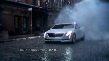 Cadillac TV Spot, 'The Daring: Njeri Rionge' - Thumbnail 7