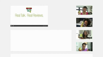 ORS Olive Oil Edge Control TV Spot, 'Real Talk, Real Reviews' - Thumbnail 1